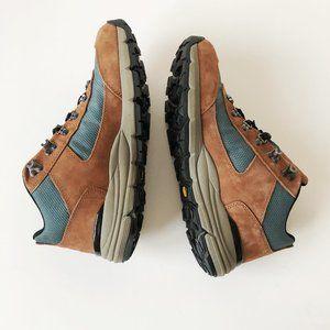 sold. Danner South Rim Hiking Boot, Brown/Teal, 11
